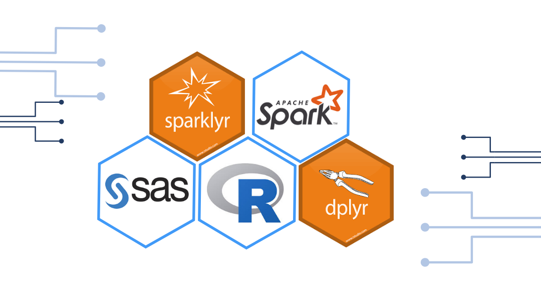 Working with big SAS datasets using R and sparklyr
